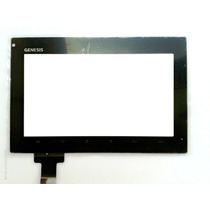 Tela Touch Gt 7220 7220s Genesis Tablet 7 Pronta Entrega!!!