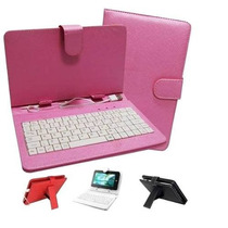Capa Case Tablet 10.1 Polegadas Com Teclado Usb Varias Cores