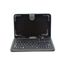 Capa Com Teclado Para Tablet 7 Universal 0781 - Leadership