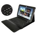 Capa Teclado Bluetooth Galaxy Note 10.1 N8000 N8010 Preto