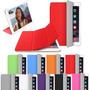 Capa Tablet Ipad 6 Air 2 Smart Cover +película Função Sleep
