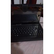 Tablet Foston Fs-m785 Super Novo Com Teclado Usb