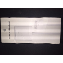 Ipad Iphone Vga Adaptador Mc552zm Novo