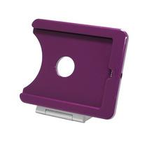 Suporte Carregador Tablet Ipad Mini Infotainment, Roxo