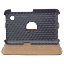 Capa Case Giratória 360 Roxa Tablet Samsung Galaxy Tab 7.0