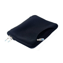 Case Capa 10 Polegadas Neoprene Preto Para Ipad Tablet Com B