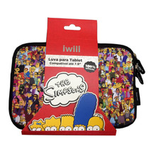 Capa Case Luva Neoprene Original Simpsons Iwill 7.9 Tablets