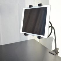 Suporte Flexivel Regulavel Stand Tablet Ipad Gps Universal