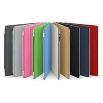 Capa Smart Cover Ipad 2 3 4 Frente Verso + Película Vidro