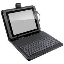 Teclado Mini Slim Com Capa Para Tablet 10.2 - Multilaser