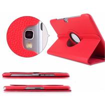 Capa Case De Couro Samsung Galaxy Note 10.1 N8020 + Pelicula