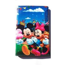 Capa Para Tablet 7 Polegadas Minie, Mickey Mouser Disney