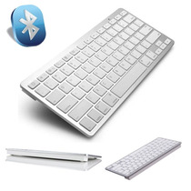 Teclado Bluetooth Sem Fio Universal Pc Tablet Smart Tv A35