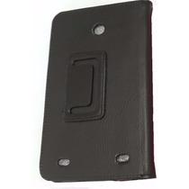 Capa Case Executiva Tablet Lg G Pad 7 Pol. V400 + Película