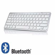 Teclado Bluetooth Padrão Mac Tablet Celular Motorola Xoom X2