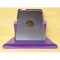 Capa Carteira Roxa Tablet Samsung Galaxy Tab4 10.1 T530 T531