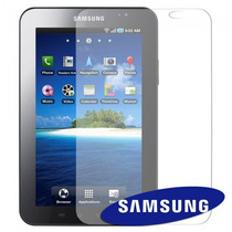 Película Vidro Tablet Galaxy Tab 2 7 Polegadas