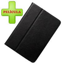 Kit Capa Case + Película Tablet Samsung Galaxy Tab3 7 210