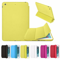 Smart Case Apple Ipad Mini 1 E 2 + Pelicula Antishock Top!!