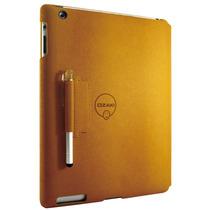 Capa Ipad 2/3/4 Icoat Notebook Amarelo - Ozaki