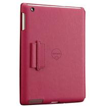 Capa Ipad 3 Geração Icoat Notebook Rosa - Ozaki