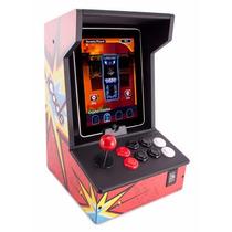 Fliperama Joystick 8 Botões Jogos Arcade Ipad Ion Icade Novo