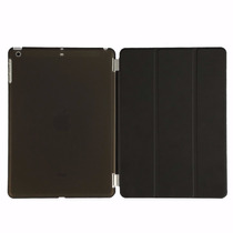 Capa Smart Case Ipad Air Ipad 5 Sensor Sleep Completa Preta