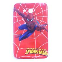 Capa Tablet Samsung Galaxy Tab 3 Lite T110 T111 Homem Aranha