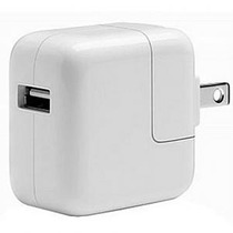 Tomada Original Carregador Usb De 12w Iphone Ipad Ipod Apple