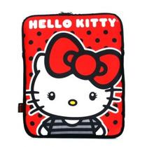 Ipad Hello Kitty Red Bow Big Bag Laptop Sanip0037