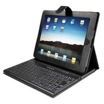 Teclado Bluetooth Para Ipad E Ipad 2 Com Case Goldship 2287