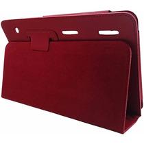 Capa Case De Luxo Couro Tablet Cce Motion Tab 10 Tr101