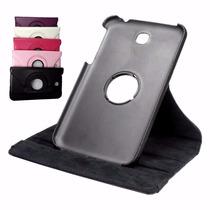 Capa Giratória Tablet Samsung Galaxy Tab3 7 T113 + Película
