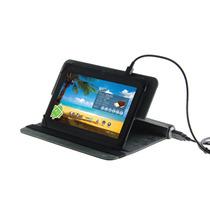 Case P/ Tablet 7 Polegadas C/ Bateria De Emergência Leaders