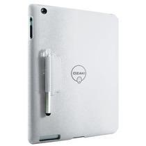 Capa Ozaki Para Ipad 2, 3 E 4 Icoat Notebook Branco