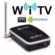 Receptor Tv Digital Wifi Smartphone Tablet Mygica