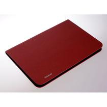 Capa Para Ipad Mini Notebook O! Coat Vermelho Ozaki