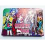 Monster High Capa Case P/tablet 7 Polegadas Universal Desenh