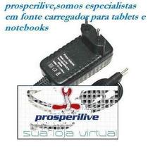 Carregador(fonte) Para Tablet Multilaser M10