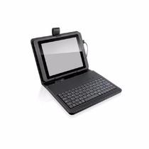 Teclado Para Tablet 10.1 + Capa Slim - Multilaser