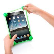 Capa Protetora Bamber Verde Tablet 6 A 8 Polegadas Universal