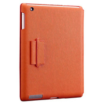 Capa Ipad 3 Geração Icoat Notebook Laranja - Ozaki