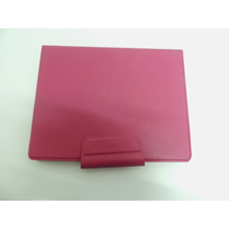 Capa Case Rosa Tablet Multilaser M8 Nb061 Usado