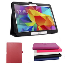 Capa Tablet Samsung Galaxy Tab 4 10 Couro + Película Vidro