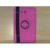 Capa Case Carteira 360º Samsung Galaxy Tab3 Sm T110 T111
