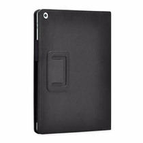 Capa Book Couro Case Apple Ipad 6 Air 2 Retina 9.7