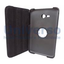 Capa Giratória 360º Roxa Tablet Samsung Galaxy Tab3 Lite 7