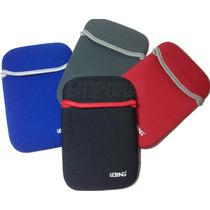 Capa Case Para Tablet Ipad 7 Polegadas / Material Neoprene