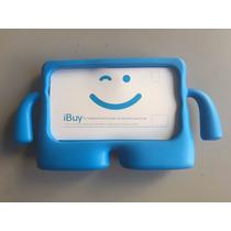 Capa Case Protetora Criança Kids Galaxy Tab 3 4 Ou Tela 7