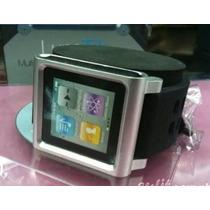 Pulseira Lunatik Ipod Nano 6ª Geração - Prata